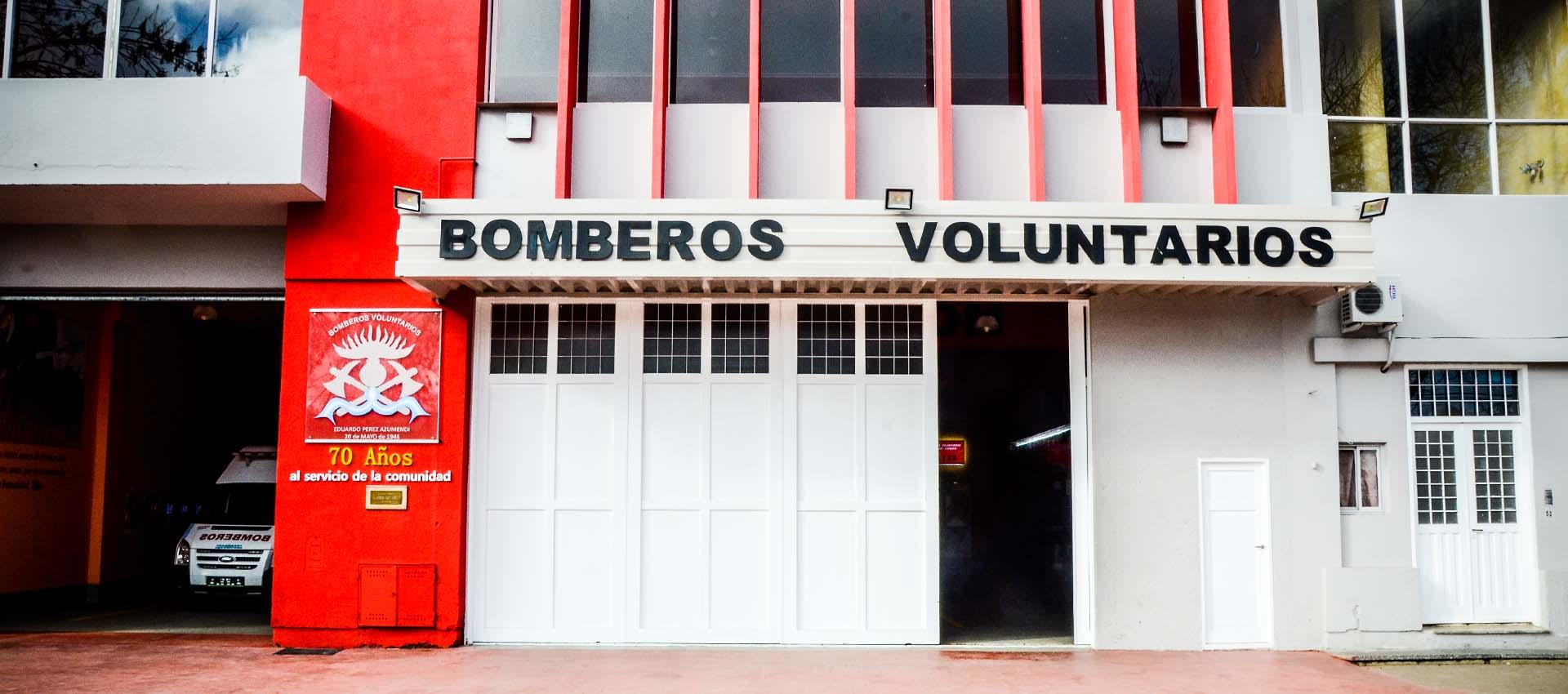 Sede Bomberos Voluntarios de Trenque Lauquen